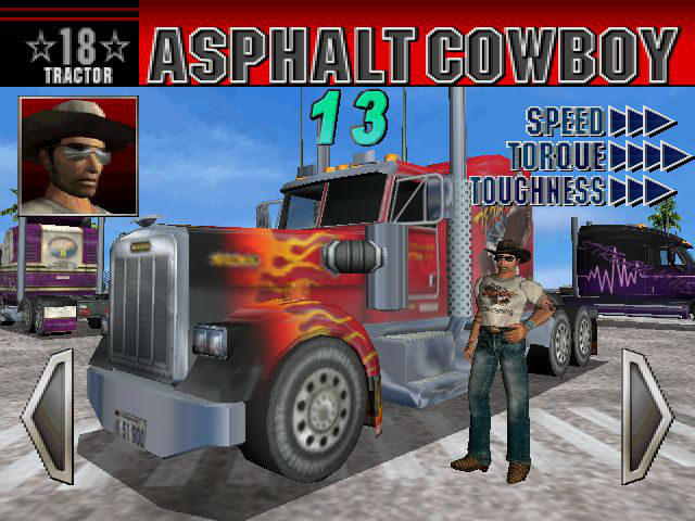 18 Wheeler American Pro Trucker Game