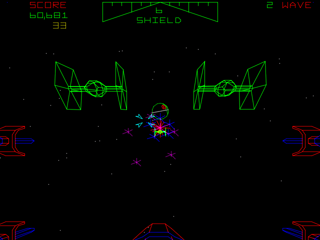 Image result for star wars arcade vector