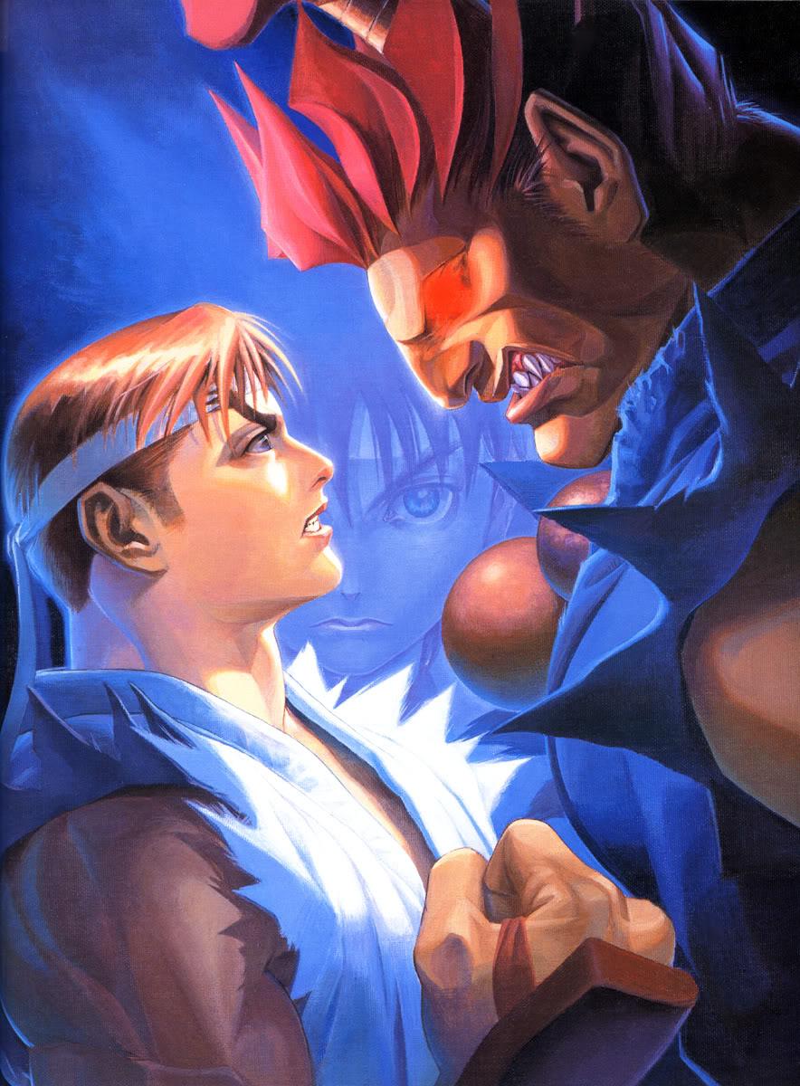 Arcade Club - Street Fighter Zero 2