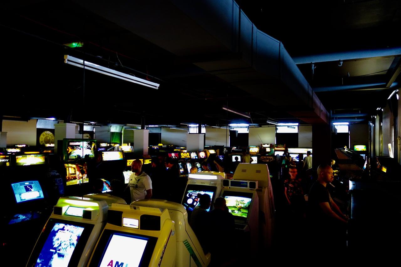 Arcade Club - Europe's Largest Free Play Video & Pinball