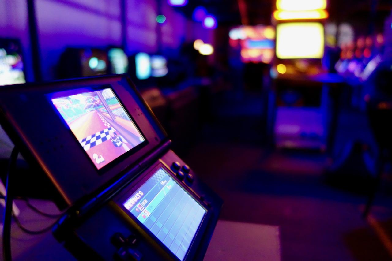 Arcade Club Floor Two Modern Arcade